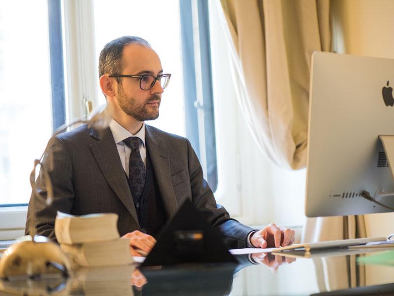 Avvocato Emanuele Cortese