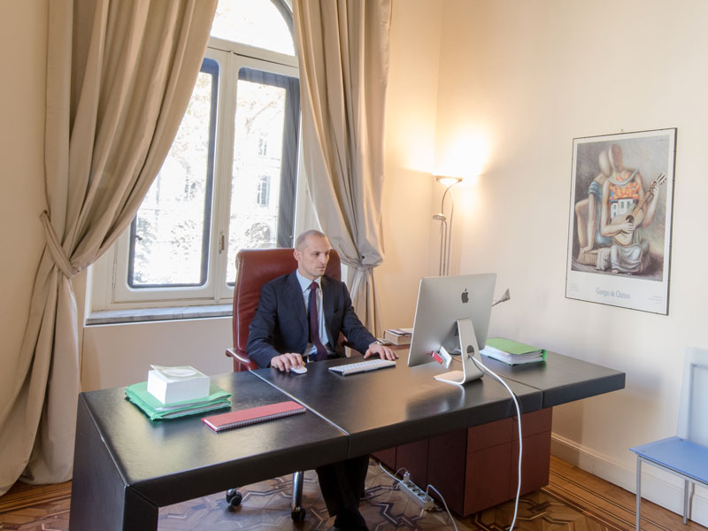 avvocato Giuseppe Debernardi